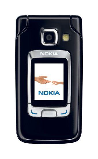 Nokia 6290: новый смартфон-раскладушка