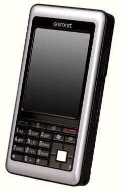 GSmart i120: новый коммуникатор от Gigabyte