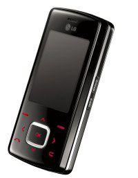 LG-KG800: GSM-версия Chocolate Phone от LG, подробности