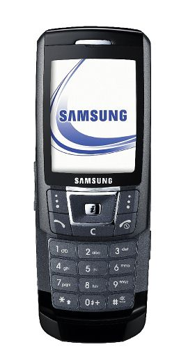 Флагманские модели Samsung 2006 года
