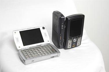 M.A.G.I.C: КПК-телефон с 8 Гб винчестером и не только