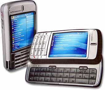 HTC Libra: новый коммуникатор с QWERTY-клавиатурой