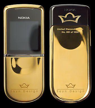 Nokia 8800 Sirocco Diamond Edition: нет предела совершенству