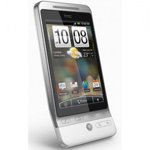 Коммуникатор HTC Hero на Android появится в августе в салонах МТС