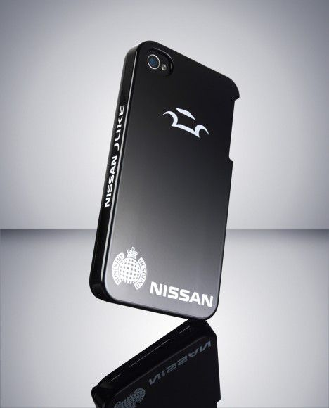 Nissan выпустил самовосстанавливающийся чехол для iPhone