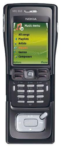Nokia N91 8 Gb