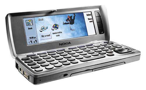 коммуникатор Nokia 9210i