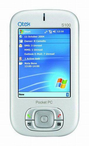 Qtek S100 - представитель платформы HTC Magician