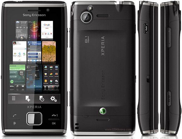 Sony Ericsson Xperia X2 в октябре