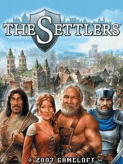 The Settlers, окно игры