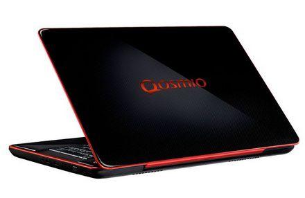 Toshiba представляет новый игровой ноутбук Qosmio X500. Официальный пресс-релиз