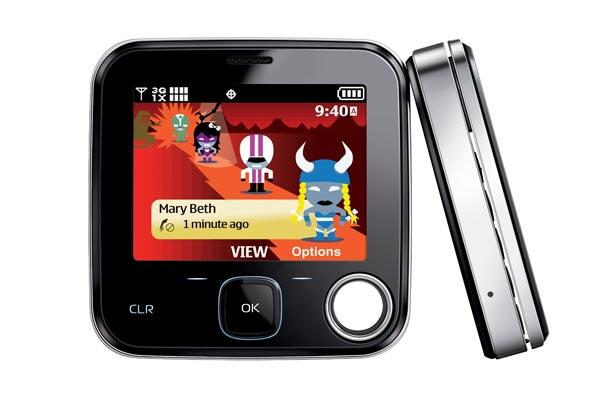 Nokia Twist – телефон для детей