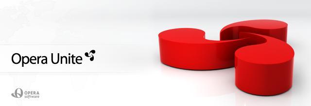 Opera Unite заново открывает WEB
