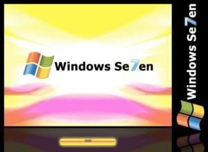 Windows Se7en Look V.2 for XP
