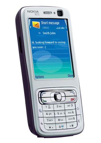 Смартфон, Symbian OS 9.1 экран 2.4, разрешение 240x320 камера 3.20 МП
