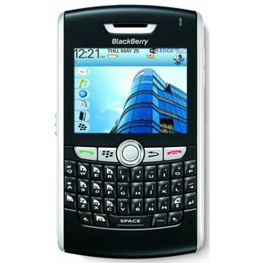 BlackBerry 8820 -  характеристики