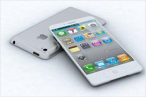 Iphone 5 совсем скоро в продаже