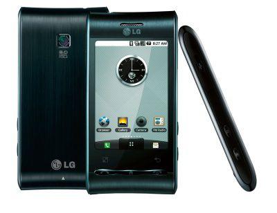 Новый бюджетный смартфон от LG