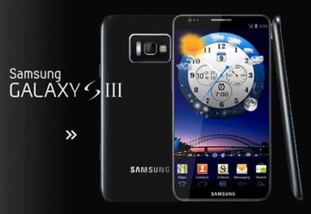 Новинка - Samsung Galaxy SIII