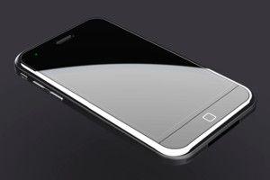 Красивый, прозрачный iPhone 5!