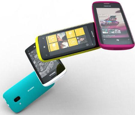 Nokia теряет рынок смартфонов!