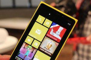Nokia Lumia 920 - смартфон будущего