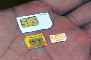 Операторы запасаются nanoSIM-картами