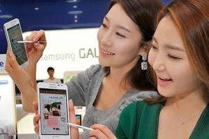 Новая память от Samsung еще быстрее