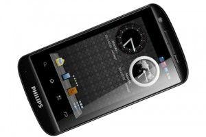 Philips представила новый телефон