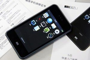 Китайские телефоны становятся популярнее