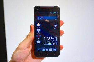 Новое творение HTC - J Batterfly