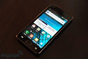 Samsung Galaxy Plus S II с NFC