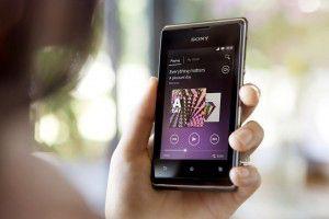 Смартфон Xperia E dual от Sony