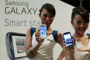 Лушчий телефон 2012: триумф Samsung