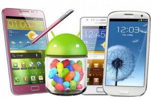 Установка другой прошивки в Galaxy S4