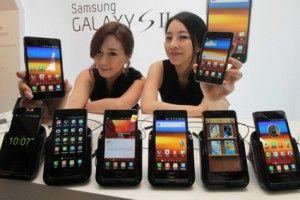 Рекордное число продаж Samsung