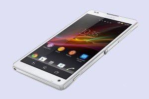 В Москву привезли новые смартфоны Sony
