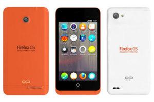 Смартфоны под Firefox OS шансы на успех!
