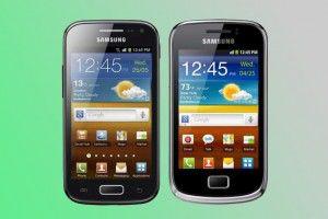 """Анонс двух новых моделей от """"Samsung"""""""