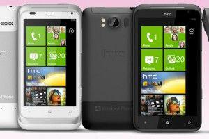 Новая модель телефона от компании HTC