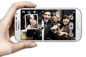 Начало продаж Galaxy S4 в России