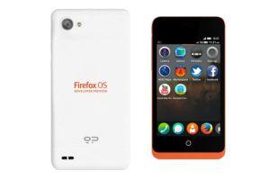 Смартфоны на новой ОСи Firefox OS