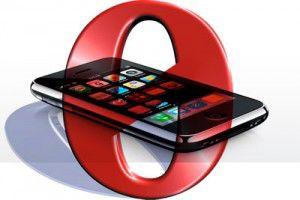 Opera Mini будет предустановлена в Android