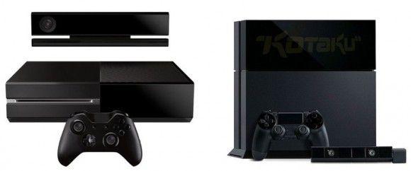 Sony презентовала PlayStation 4, схожую с Xbox One