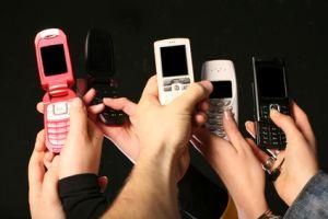Поставка мобильных телефонов в КНДР