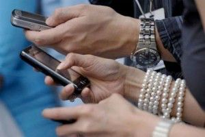 Японцы создали смартфон-диетолог