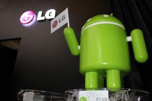 LG выпускает очередной смартфон