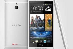 В Украине представлен флагман HTC One mini