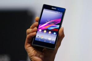 В России появился смартфон Sony Xperia Z1