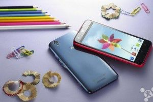Первый смартфон на NVDIA Tegra 4